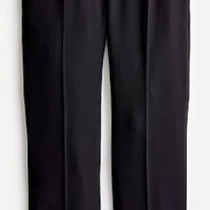 J. Crew Tailored easy pant in 365 crepe